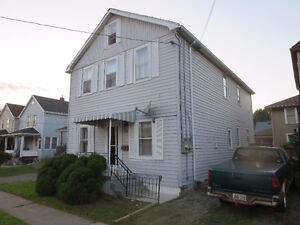 2-BR upper apartment in Welland - available July 1.