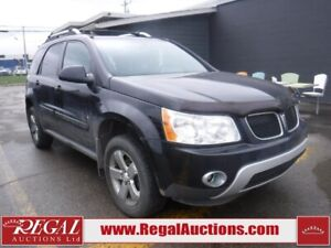 2008 Pontiac TORRENT  4D UTILITY 2WD