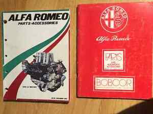 Alfa Romeo, litterature, books, pamphlets