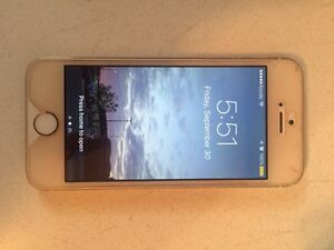 iphone 5s gold 16gig unlocked obo
