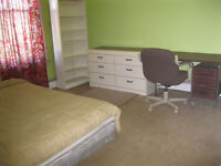 3 BEDROOM  STUDENT APARTMENT--- AVAILABLE MAY---NEAR DOWNTOWN
