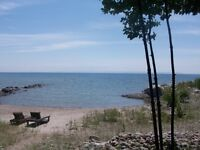WATERFRONT GEORGIAN BAY AVAILABLE CHRISTMAS