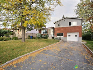 POINTE-CLAIRE - COMPLETELY RENOVATED TURN-KEY!