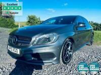 2015 Mercedes-Benz A-CLASS 1.5 A180 CDI AMG NIGHT EDITION 5d 107 BHP Hatchback D