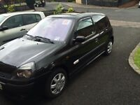 * PRICE DROP* 2003 Renault Clio (not Astra, Leon, golf, corsa)