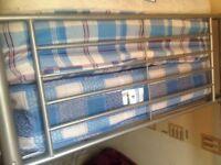 2 single mattress (£25 each)