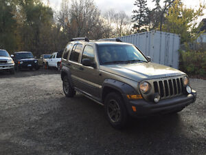2006 Jeep Liberty SUV, Crossover