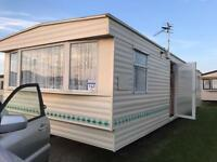 CHEAP FIRST CARAVAN, Steeple Bay, Southend, Burnham, Essex, Hit the Link-->