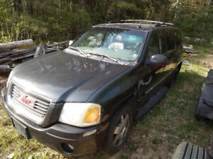 2004 Trailblazer & Fully Loaded 2005 GMC Envoy
