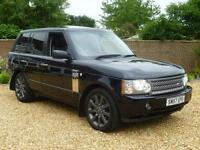 2008 57, Land Rover Range Rover 3.6TD V8 auto Vogue SE + HIGH SPEC!!