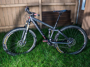 Ghost AMR 2955 Full Suspension Mountain Bike Edmonton Edmonton Area image 1
