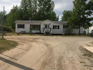 Maison sur terrain loué