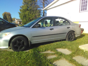 04 Honda Civic Special Edition