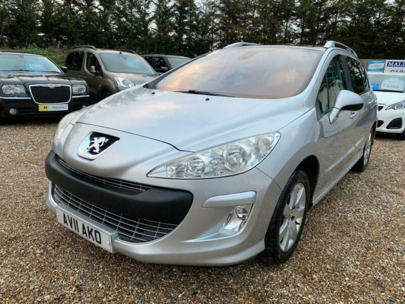 2011 Peugeot 308 SW 2.0 HDi FAP SE 5dr Estate Diesel ...