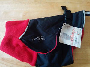 Chillydogs jacket small