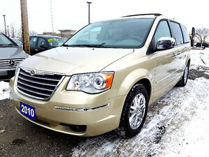▀▄▀▄▀▄▀► 2010 TOWN & COUNTRY--WE FINANCE  !!!-$10995  ◄▀▄▀▄▀▄▀