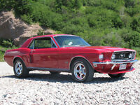1968 Mustang GT Coupe