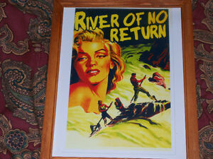 Marilyn Monroe, River Of No Return - Classic Movie Print! West Island Greater Montréal image 1
