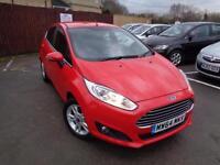 2014 Ford Fiesta 1.0 ( 80ps ) ( S/S ) Zetec (26 Nov 14)