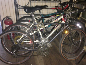 Mountain Bikes Vintage Retro $50-$99 over 10 older bikes