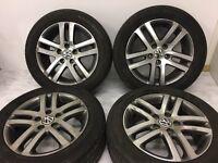 4 16 genuine vw jetta atlanta wheels & tyres