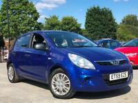 2010 HYUNDAI i20 1.2 CLASSIC 5 DOOR, ONLY 1 PRE OWNER + WOW 52K MILES + BARGAIN
