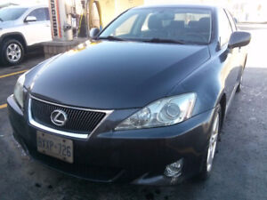 2008 Lexus IS250 AWD 4DR Auto Leather 130KMs