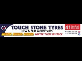 TYRES FOR SALE . SUMMER & WINTER TYRES . PART WORN USED TYRES . PARTWORN TYRE SHOP