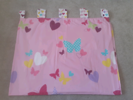 Butterfly Curtains W164cm D127cm