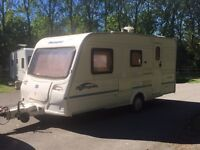 Bailey 470 in lovely condition touring caravan