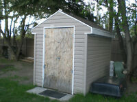 Shed 6'x8' for sale asking $575!