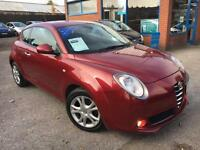 Alfa Romeo MiTo 1.4 16V 2010 Turismo 44485 MILES SORRY NOW SOLD
