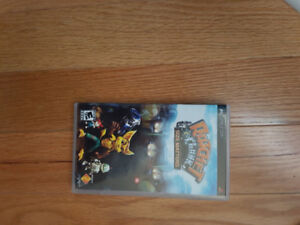 Mint PSP Ratchet and Clank Size Matters Game