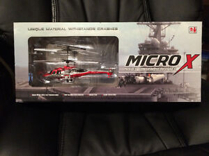 NEW R/C REMOTE CONTROL HELICOPTERS!!! ONLY 1 LEFT!