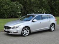 2013 63 Volvo V60 2.0 D3 SE Lux Auto Geartronic Diesel Estate