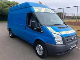 2012 Ford Transit 2.2TDCi 155 350 LWB HIGH TOP COMPLETE WITH M.O.T AND WARRANTY