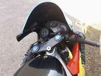 Aprilia RS 125 - full power