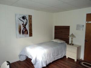 Chambre confortable, propre, paisible, idéal pour travailleurs