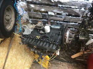 4.0l in-line 6 engine out of 2000 Jeep tj
