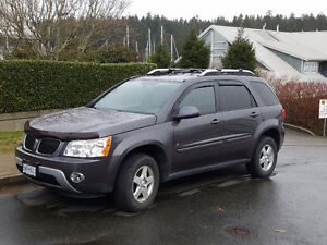 2007 Pontiac Torrent Hatchback