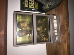 The walking dead limited editions cheap