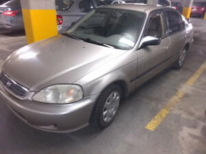 Honda Civic SE 2000