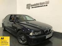 2000 BMW E39 M5 saloon **62K Full History** carbon black/cream leather 2 owners