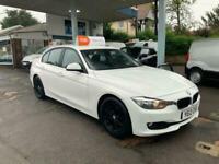 2012 BMW 3 Series 2.0 320d ED BluePerformance EfficientDynamics 4dr Saloon Diese