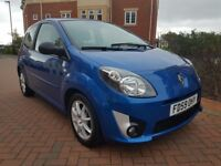Renault Twingo EXTREME 1.2 60HP (blue) 2010