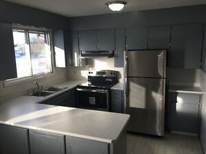 Main Floor 3bdrm $1590 util incl near LU. Avail. May 1 or sooner