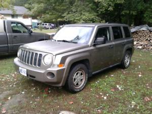 Jeep  2008 Patriot north