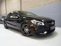 Mercedes-Benz CLA 180 1.6 ( 122ps ) ( s/s ) 7G-DCT 2017MY AMG Line