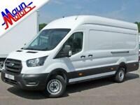2020 Ford Transit T350 EcoBlue 130PS 'Leader' JUMBO, Euro 6, High Roof Panel Van