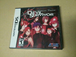Shin Megami Tensei Devil Survivor (new) for Nintendo DS